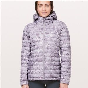 Lululemon 12 pack it down again jacket 700 fill